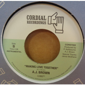 Making Love Together / Instrumental - Great to see this gem get an official reissue