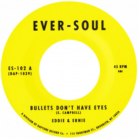 Bullets Don't Have Eyes / You Make My Life A Sunny Day - Massive In Demand from 2008 - one listen and you will be hooked.