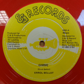 Gimme / Gimme Version