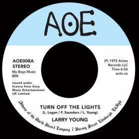 Turn Off The Lights / Fuel The Fire