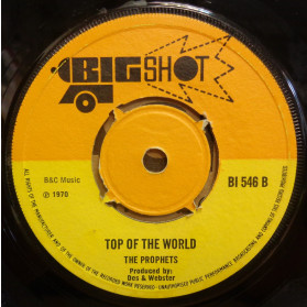 Queen Of The World / Top Of The World