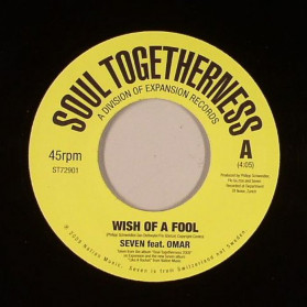 Wish Of A Fool / I Know - dancefloor GEM! Back in stock!