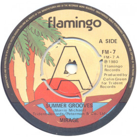 Summer Grooves / Love And Devotion