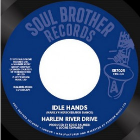 Seeds Of Life / Idle Hands - two wicked latin funkers!