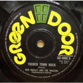 Trench Town Rock / Grooving KGN 12