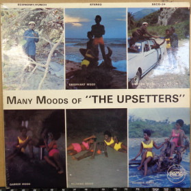 Many Moods Of - Inc. Exray Vision / Soul Stew / Cloud Nine and more!