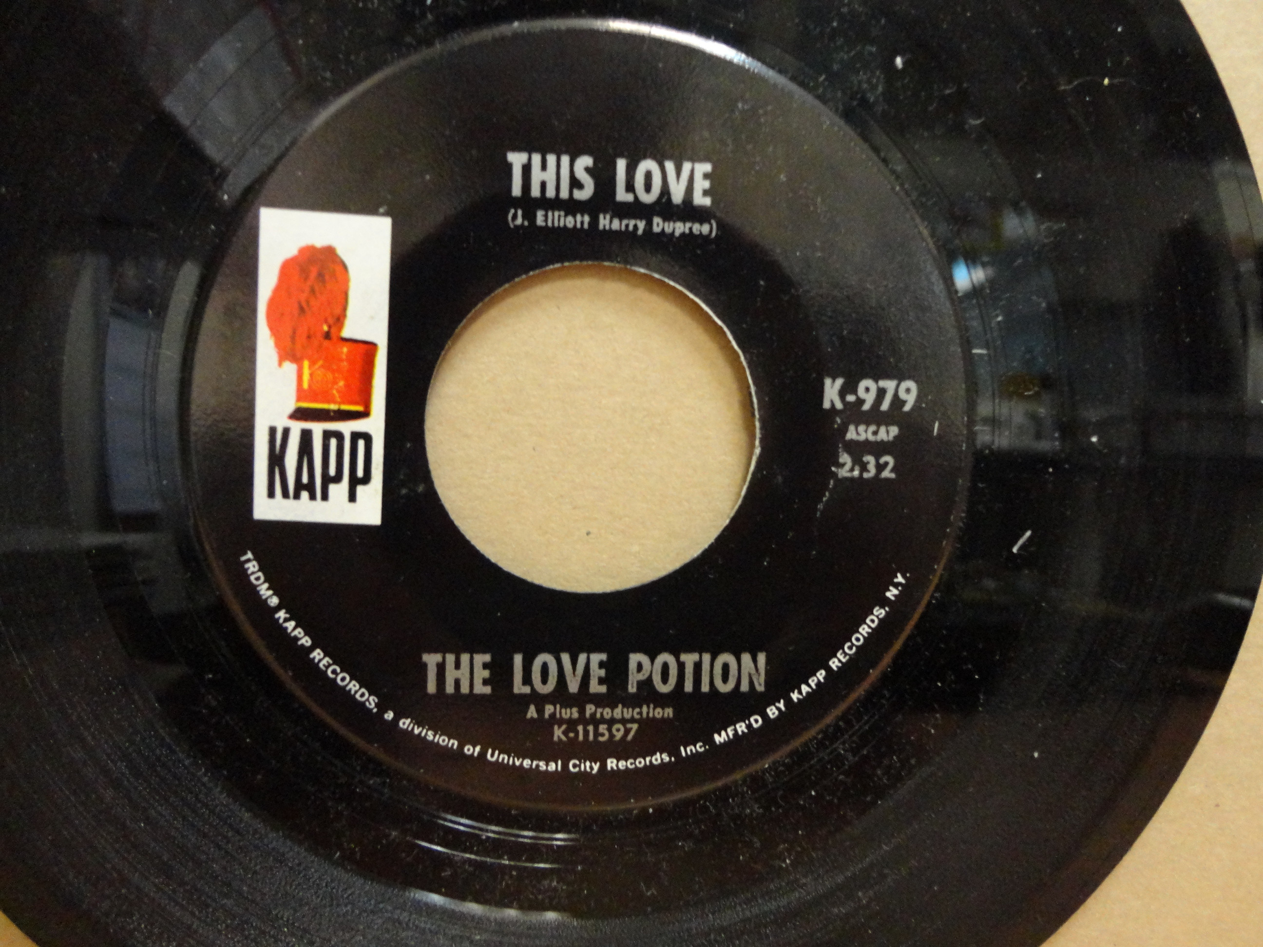 Love potion this love moby binks killer 2 step for 979 the beat number