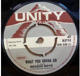 What You Gonna Do / Hot Coffee