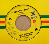 I Need You Girl / Instrumental