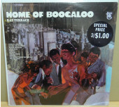 Home Of Boogaloo inc You've Been Talking Bout Me Baby & Manteca - classic rare latin LP