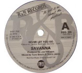 Never Let You Go - Alwways indemand UK only soul / boogie