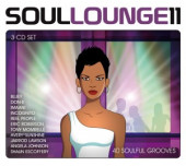 Soul Lounge 11 - as usual a triple CD packed full of modern goodies!