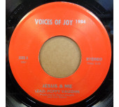 Jesus & Me / I Feel Like Praising God - Super rare 70s northern gospel dancer!