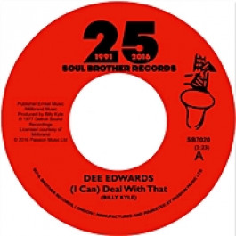DEE EDWARDS - (I Can) Deal With That / Strings Version - 7inch (SP)