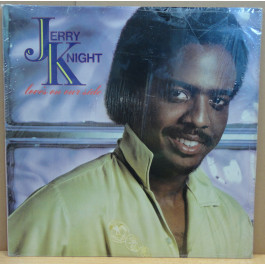 JERRY KNIGHT - Love's On Our Side -  Inc I'm Down For That - LP
