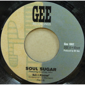 All I Know / Version - Don't Pass This Gem By, Soul Meets Reggae - Tune