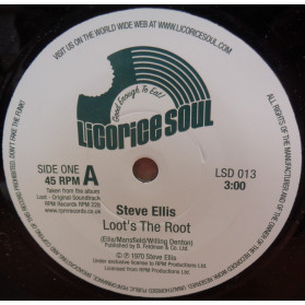 Loot's The Root / The Undertaker Song