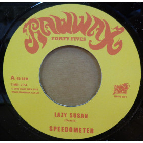 Lazy Susan / Funky Miracle
