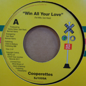 Win All Your Love / Win All Your Love