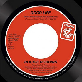 Good Life / Let's Groove - NEW track from Rockie Robbins!