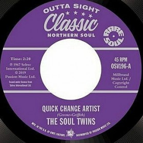 Quick Change Artist / Keep On Keeping On