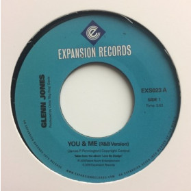 You & Me (R&B Version)  / You & Me (Smooth Jazz Version)