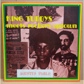 Meets Rockers Uptown - Inc Stop Them Jah / Each One Dub & The Classic King Tubby Meets Rockers Uptown - Amazing copy of this 1st press on Jamaican Yard