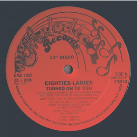 Turned On To You - Classic Roy Ayers Production.