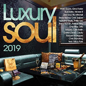 Luxury Soul 2019: including tracks from Marc Evans, Dira, Victor Haynes, Chris Ballin and more!