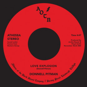 Love Explosion / Your Love Is Dynamite