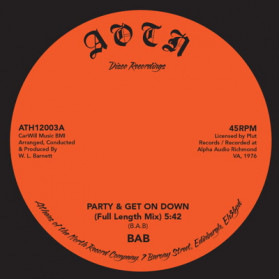 Party & Get On Down (Original / Full Length mixes)