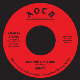 Time For A Change - Great uptempo disco track with only 5 know copies!