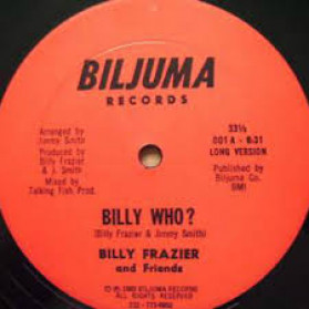 Billy Who?