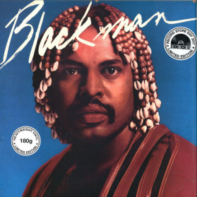 Blackman - Record Store Day 2017 - Limited Edition 180gm Vinyl