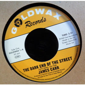 The Dark End Of The Street / You've Got My Mind Messed Up