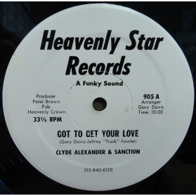 Got To Get Your Love - One of the top hard to find US Boogie Tunes!