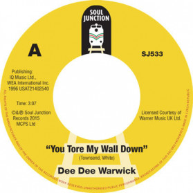 You Tore My Wall Down / Can't It Wait Till Tomorrow