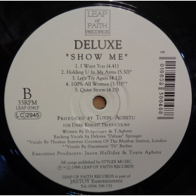 Show Me - Hard to Find lp - Inc Don't Wanna Fall / Take Our Timer & I Want You