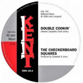 Double Cookin' / Is It Love Baby? Top 500 northern killer! Great doublesider