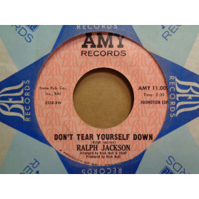 Don't Tear Yourself Down / Jambalaya