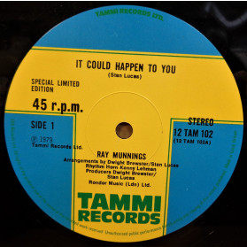 It Could Happen To You / Lets Boogie - Killer Modern Soul / Boogie
