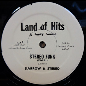 Stereo Funk - Great Peter Brown Production
