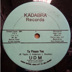 To Please You - Beautiful copy of this very rare Boogie Tune from  New Jersey