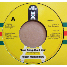 Love Song About You / I Love You So