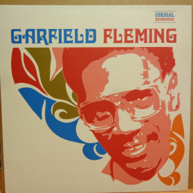 S/T - New mini-lp of brand new material from the great voice of Garfield Fleming!