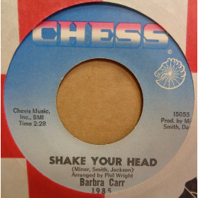 Shake Your Head / Don't Knock Love