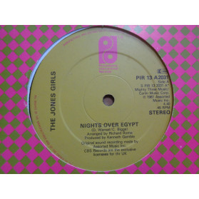 Nights Over Egypt / Love Don't Ever Say Goobye