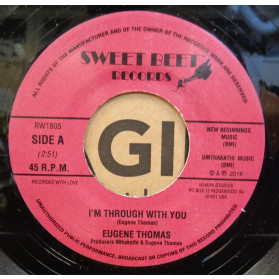 I'm Through With You / Lovely Lady