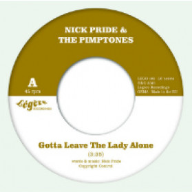 Gotta Leave The Lady Alone / Baby Can We Start Again