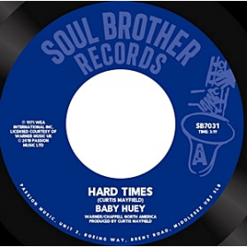 Hard Times / Listen To Me